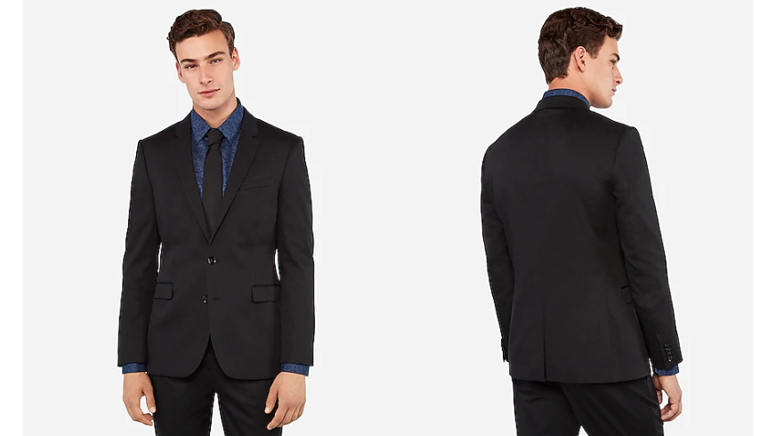 Time to Get Suited: Suit Sale at Express—Up To 83% Off Right Now