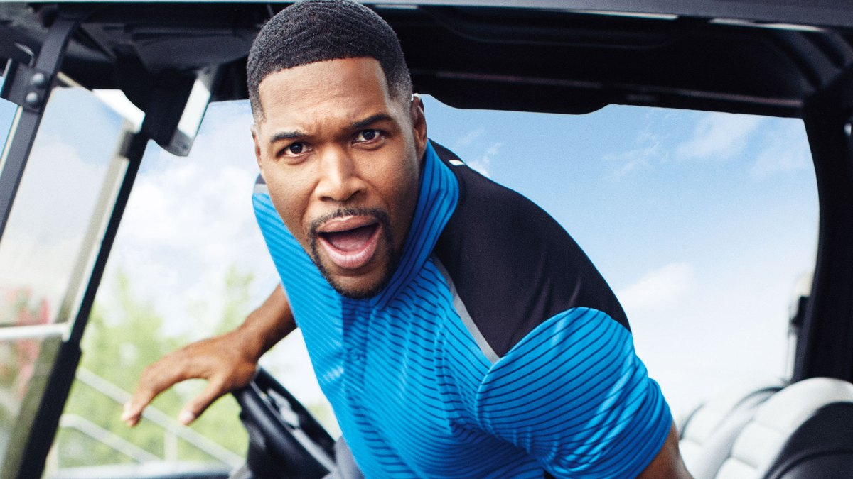 How to Get Michael Strahan's Sharp Hairstyle and Goatee