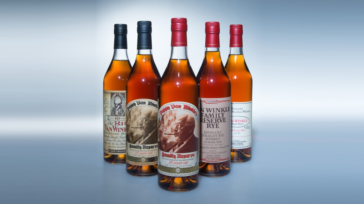 Everything You Need to Know About Buying Pappy Van Winkle This Year