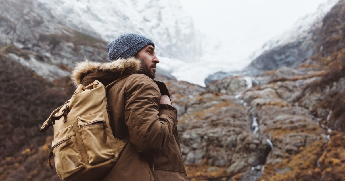 The Best Men's Gear Essentials to Get You Through the Winter