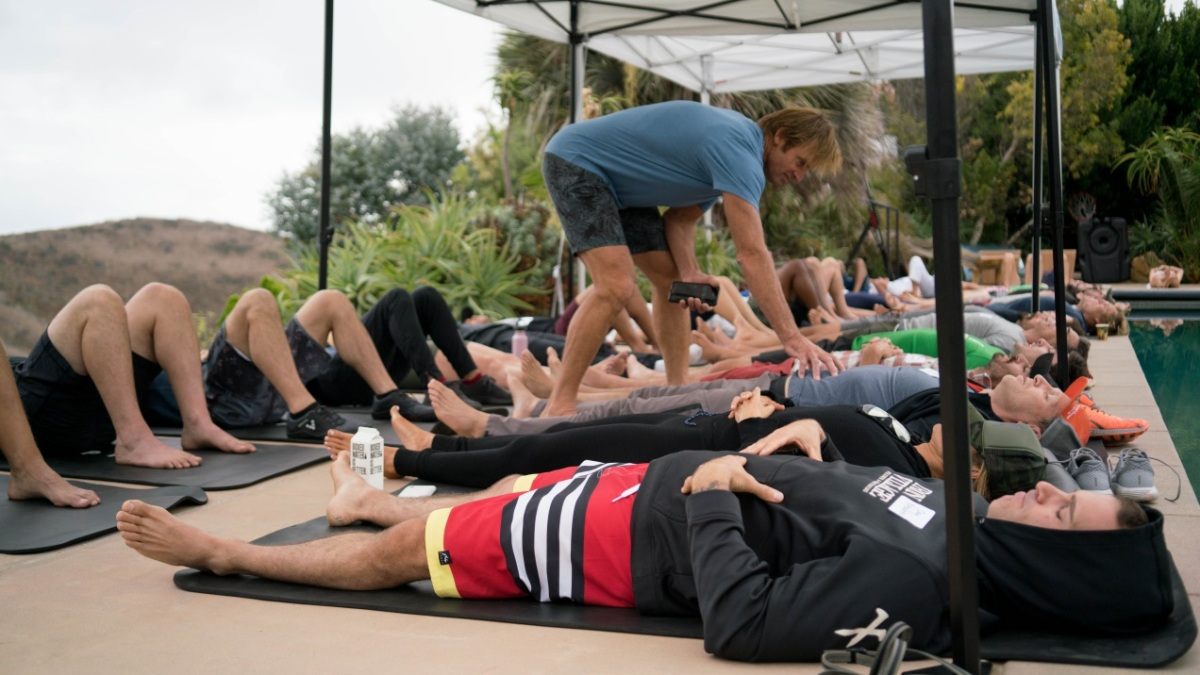 Laird Hamilton and Gabby Reece's XPT Fitness Program Is Brutal, But It Works