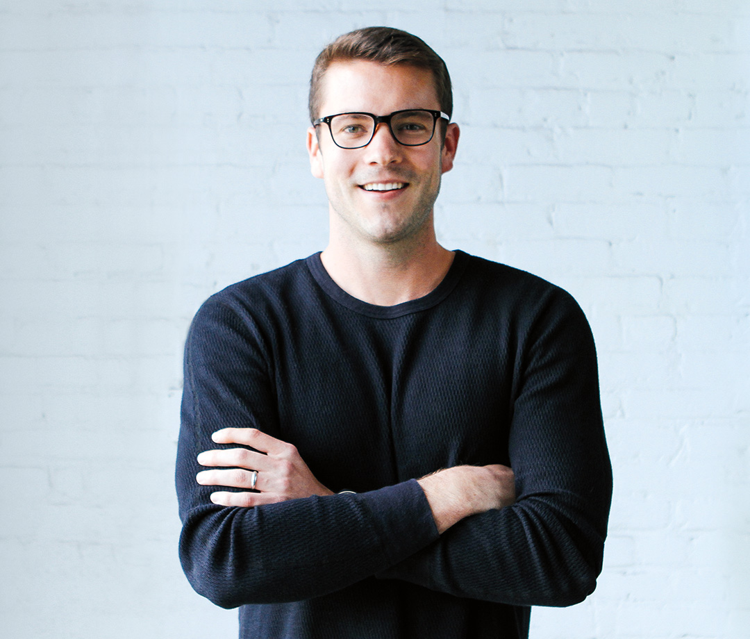 Andy Forch. Age: 34; Career apex: co-founded Huckberry.
