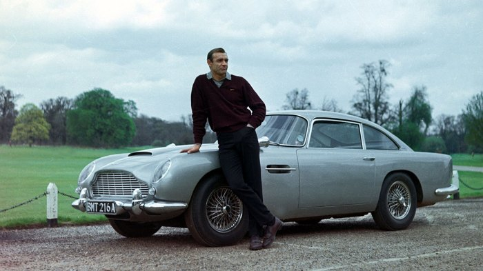 Goldfinger - 1964 Sean Connery 1964