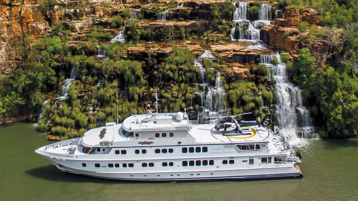 Exploring Australia's Kimberley Coast With a Wild Cruise Down Under