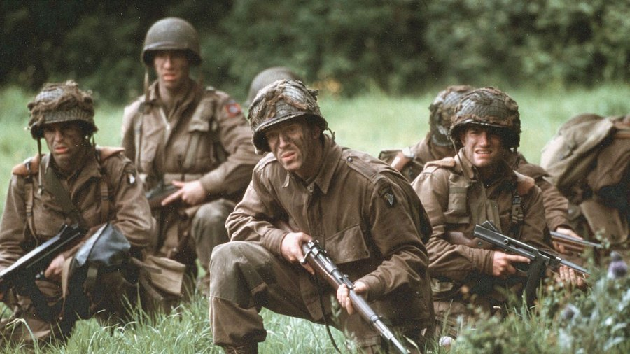 Band Of Brothers - 2001 Damian Lewis 2001