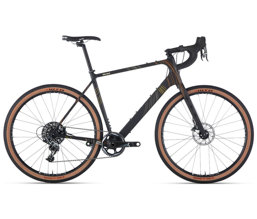 Warroad Carbon Force 1 650 from Salsa Cycles