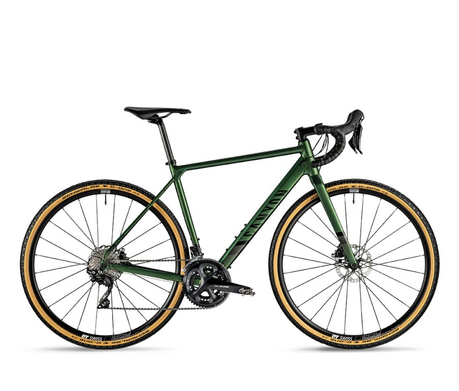 Grail AL 7.0 from Canyon Bicycles