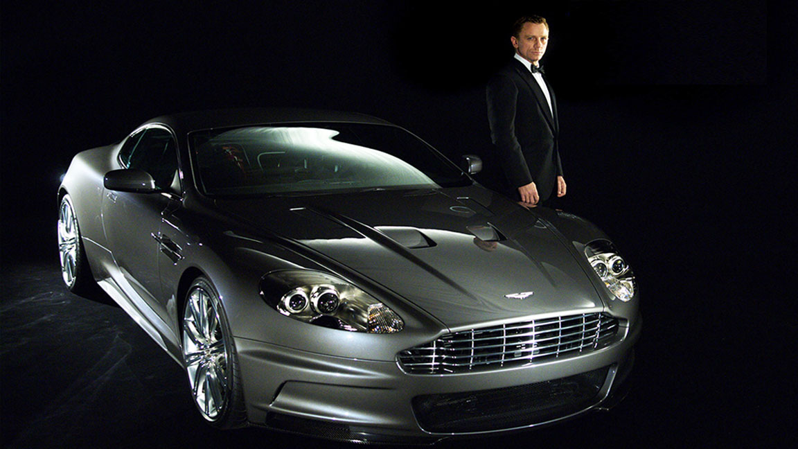 Bond 25 These 4 Aston Martin Cars Are Featured In No Time To Die