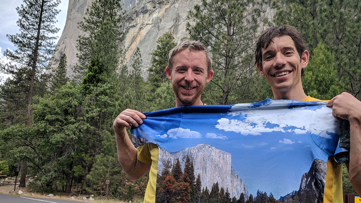 'The Nose Speed Record' Trailer: Alex Honnold and Tommy Caldwell Rocket Up El Capitan