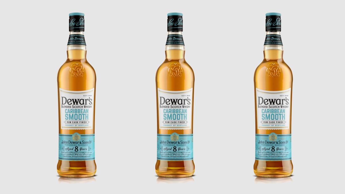This New Dewar's Whisky Finished in Rum Barrels Is Just What Your Cocktail Needs