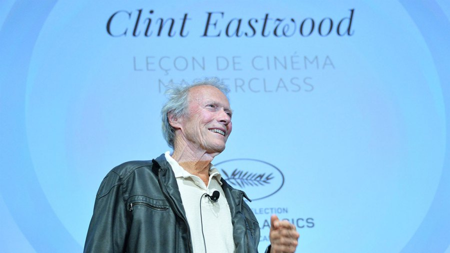 Clint Eastwood Master Class, 70th Cannes Film Festival, France - 21 May 2017 Clint Eastwood 21 May 2017