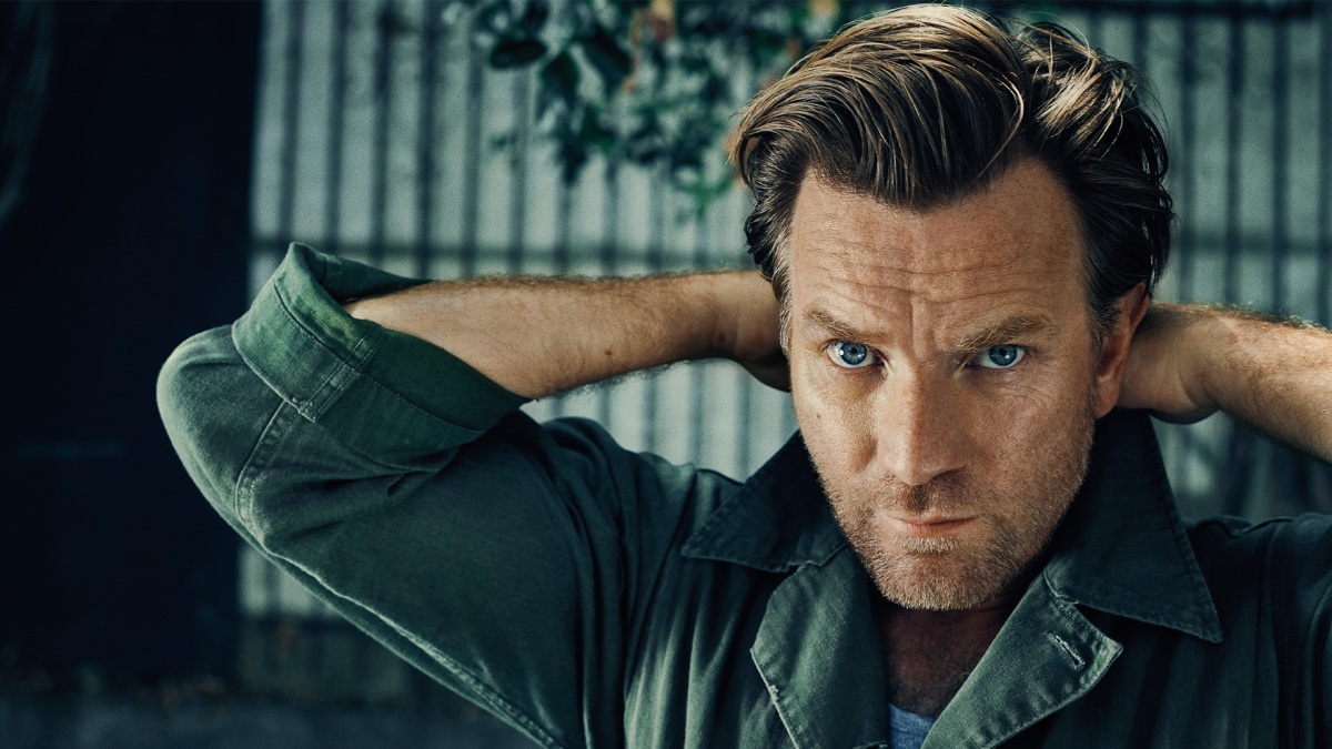 Ewan McGregor's a Hair God. Here's How to Ask Your Barber for His Haircut