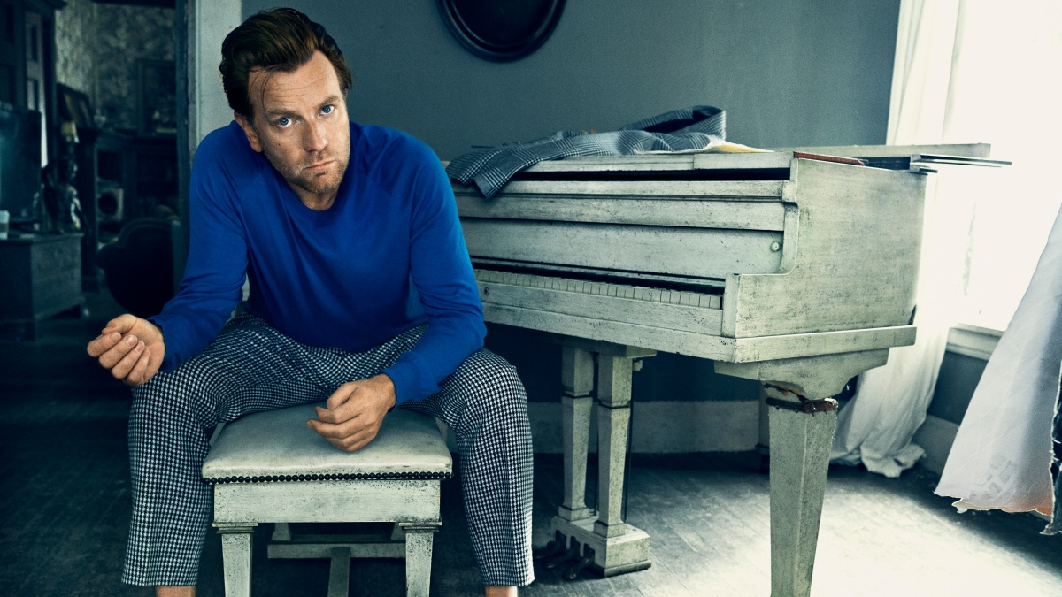 Ewan McGregor Talks 'Star Wars', 'Stephen King's Doctor Sleep', and More in Our New Issue