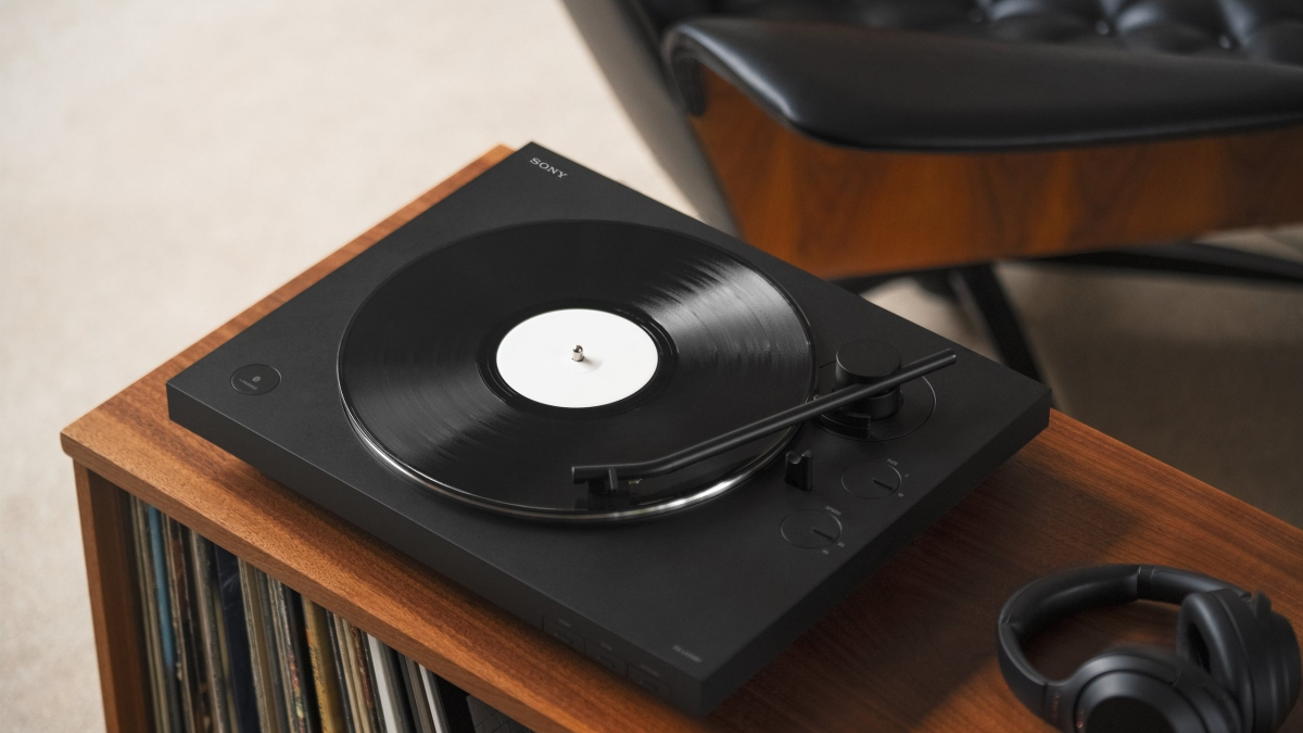 Vinyl Me, Please—This Killer Sony Turntable Is Marked Way Down Right Now