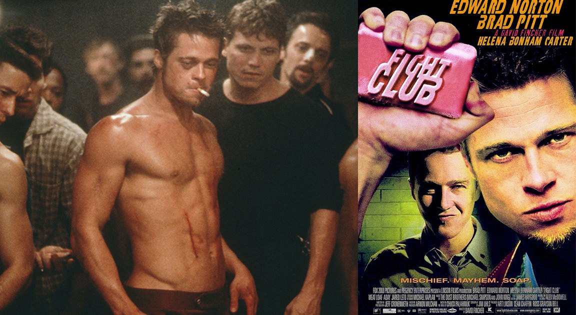 'Fight Club' 20th Anniversary: 5 Facts You Might Not Know About the Movie