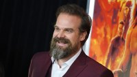 'Hellboy' special film screening, Arrivals, New York, USA - 09 Apr 2019 David Harbour 9 Apr 2019