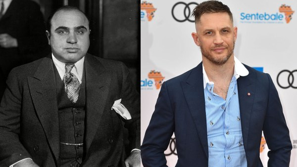 CAPONE CAPONE This is an undated photo of Chicago mobster Al Capone 1 Jan 1900, Sentebale Audi Concert, Hampton Court Palace, London, UK - 11 Jun 2019 Tom Hardy 11 Jun 2019