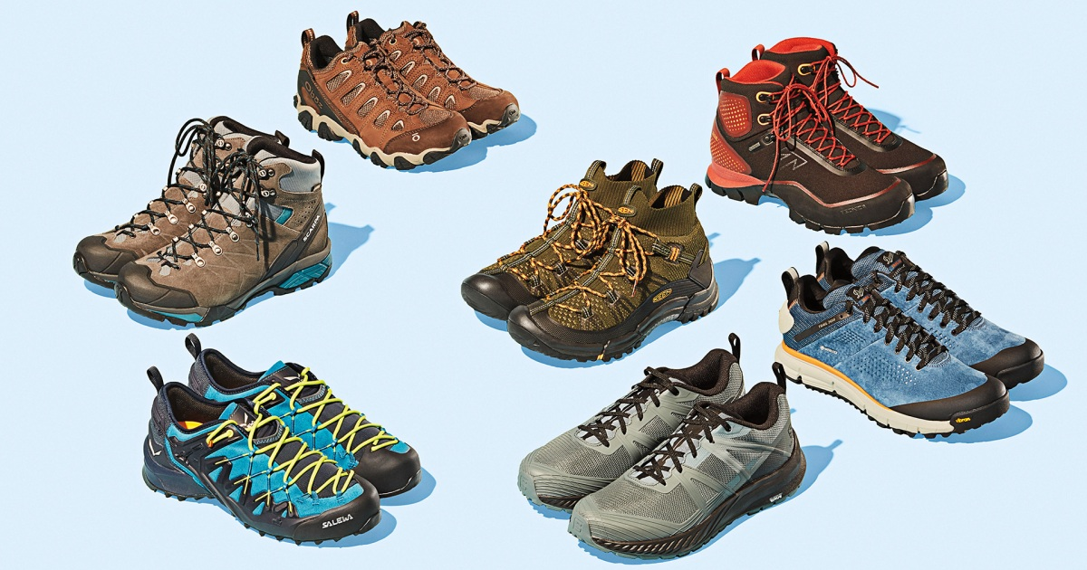 We Tested the Best Hiking Boots for Every Adventure