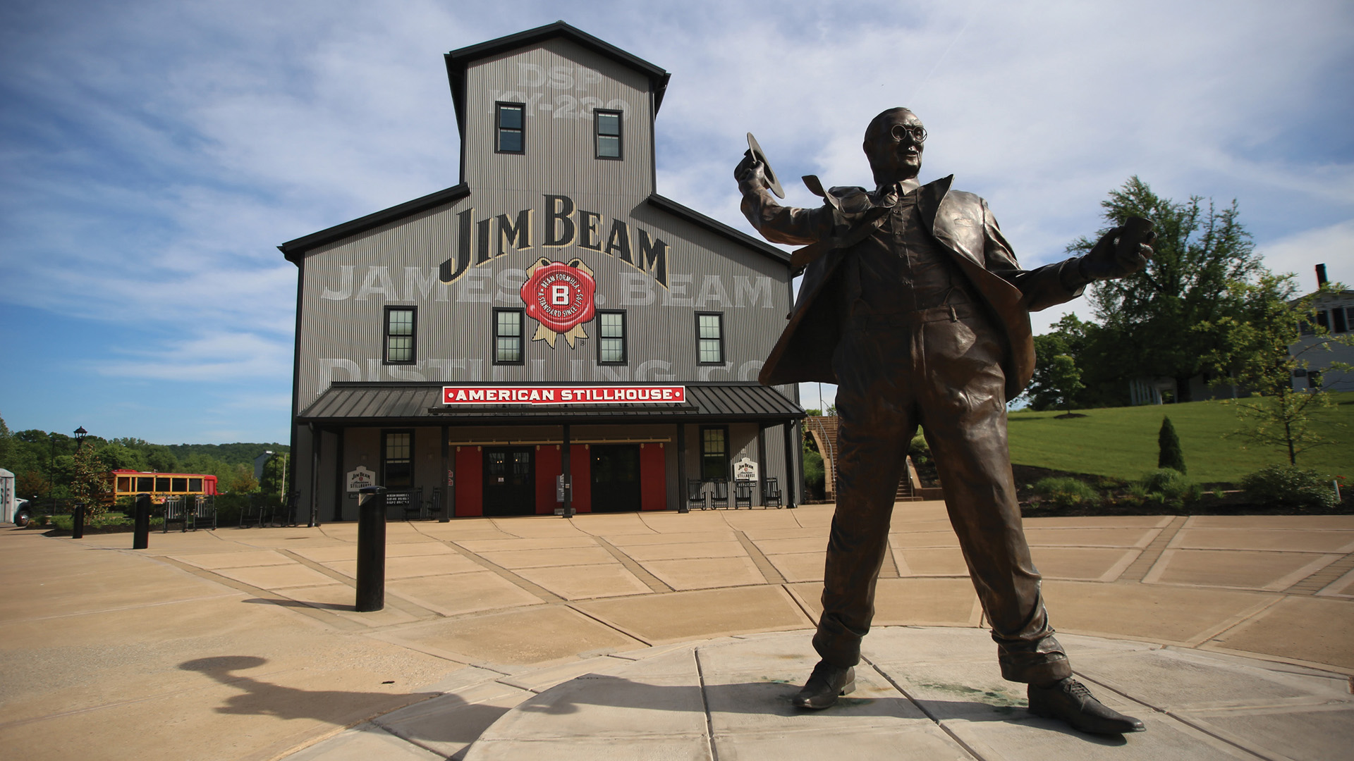 Jim Beam will be opening an Airbnb experience complete with bourbon tasting and a distillery tour