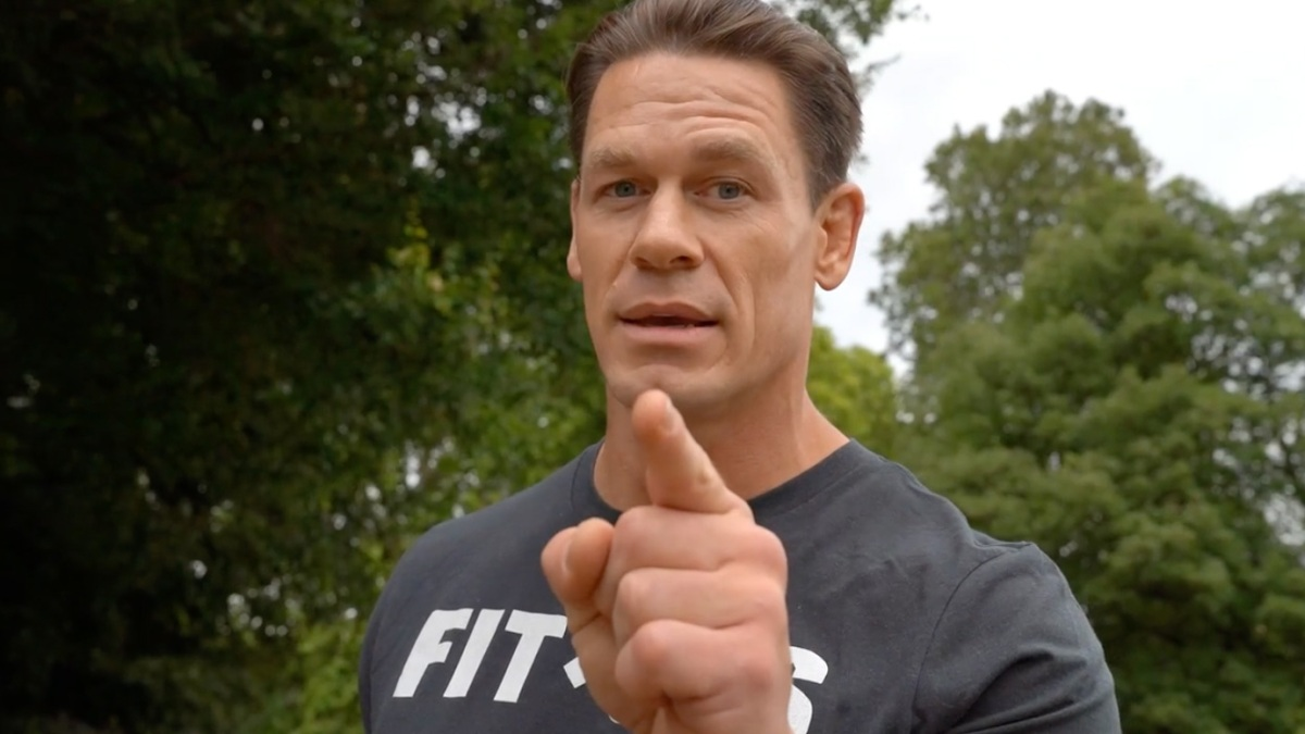John Cena to Match up to $1M in Donations to FitOps Foundation