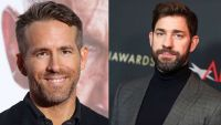 AFI Awards Luncheon, Los Angeles, USA - 4 Jan 2019 John Krasinski 4 Jan 2019, Deadpool 2' film premiere at Roppongi Hills Arena, Tokyo, Japan - 29 May 2018 Ryan Reynolds 29 May 2018