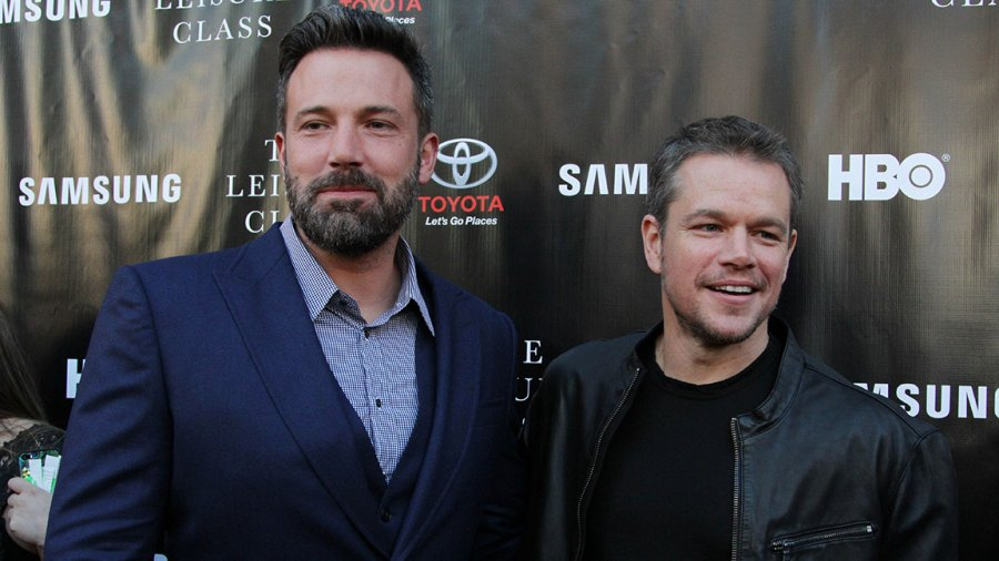 'Project Greenlight' Season 4 TV series premiere, Los Angeles, America - 10 Aug 2015 Ben Affleck and Matt Damon 10 Aug 2015