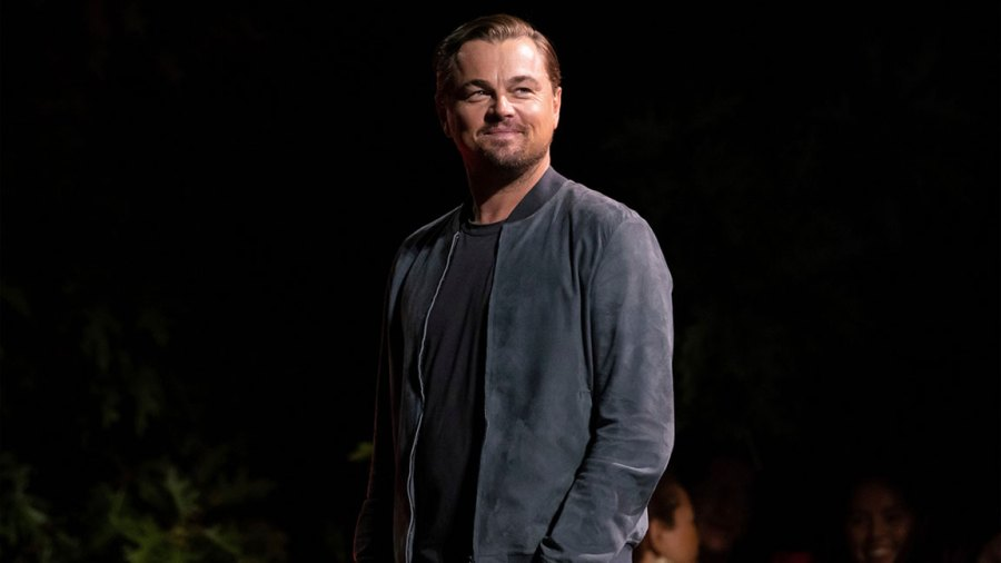 2019 Global Citizen Festival, New York, USA - 28 Sep 2019 Leonardo DiCaprio speaks at the 2019 Global Citizen Festival in Central Park, in New York 28 Sep 2019