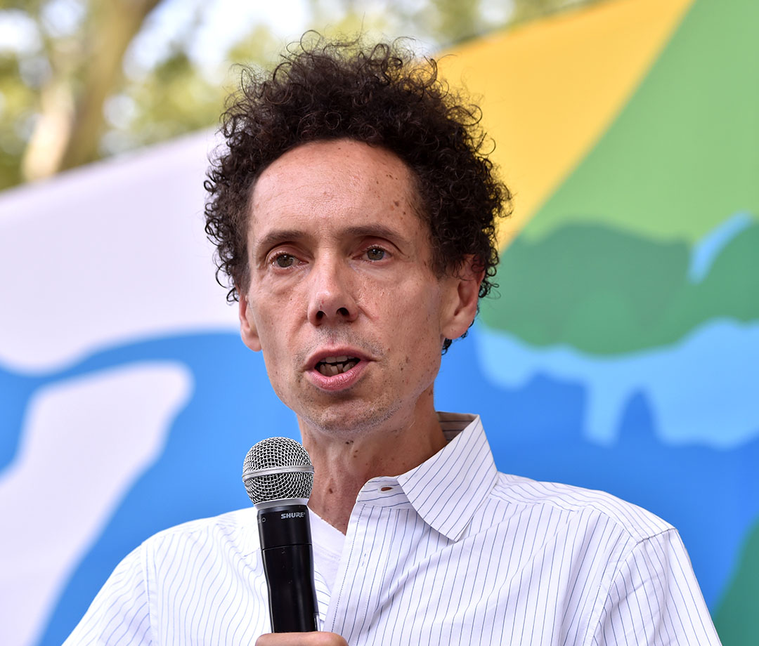 Malcolm Gladwell. Age: 56; Career apex: author of five New York Times best-sellers.