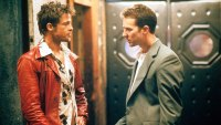Film and Television Fight Club, Brad Pitt, Edward Norton 1999