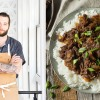 Patrick Feges, barbecue chef / BBQ chef, and beef bulgogi