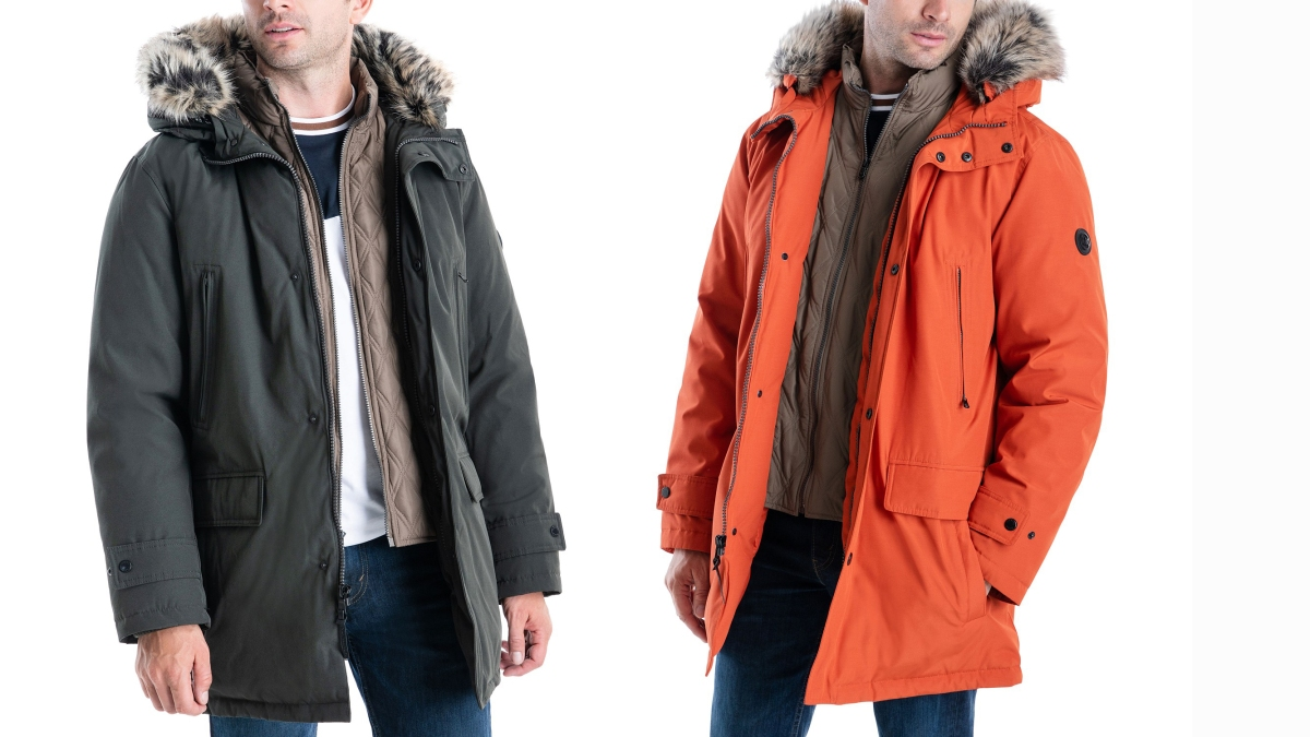 Here's How To Save 40% On This Amazing Michael Kors Parka