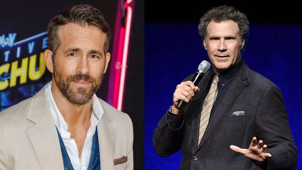 'Pokemon Detective Pikachu' film premiere, Arrivals, New York, USA - 02 May 2019 Ryan Reynolds 2 May 2019, Holmes and Watson' film presentation, Inside, CinemaCon, Las Vegas, USA - 23 Apr 2018 Will Ferrell 23 Apr 2018