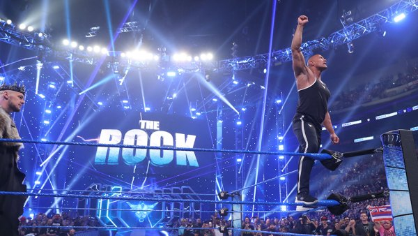 WWE SmackDown / The Rock / WWE