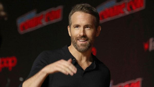 "2019 Comic Con, New York, USA - 03 Oct 2019 Ryan Reynolds walks on stage during the 20th Century Fox Panel: An Insider's Look at ""The King's Man"" and ""Free Guy"" on the first day of New York Comic Con, in New York 3 Oct 2019 / Free Guy poster / 20th Century Fox"