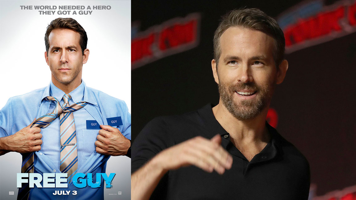 Free Guy What We Know So Far About Ryan Renolds New Movie