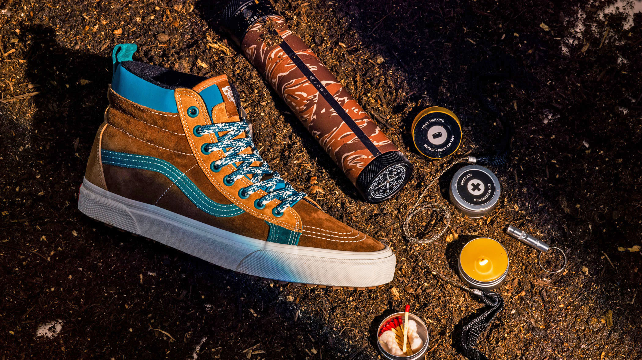 Gear News: 'Off The Wall' Meets Outdoors With Vault By Vans
