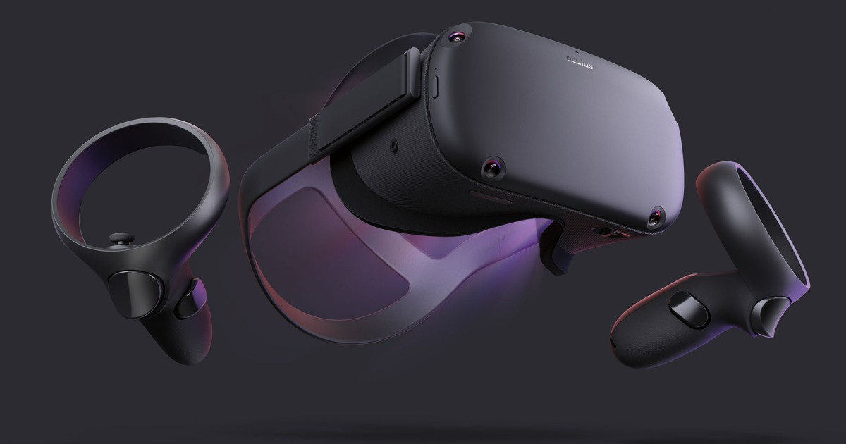 The Oculus Quest VR Goggles: A Game-Changer for Gamers
