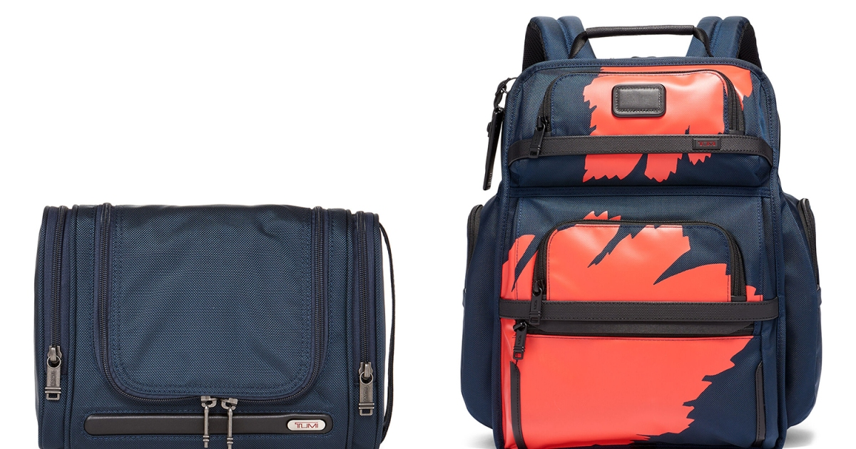 Deal Alert: Today Only, Tumi Luggage Is 40% Off At Century 21