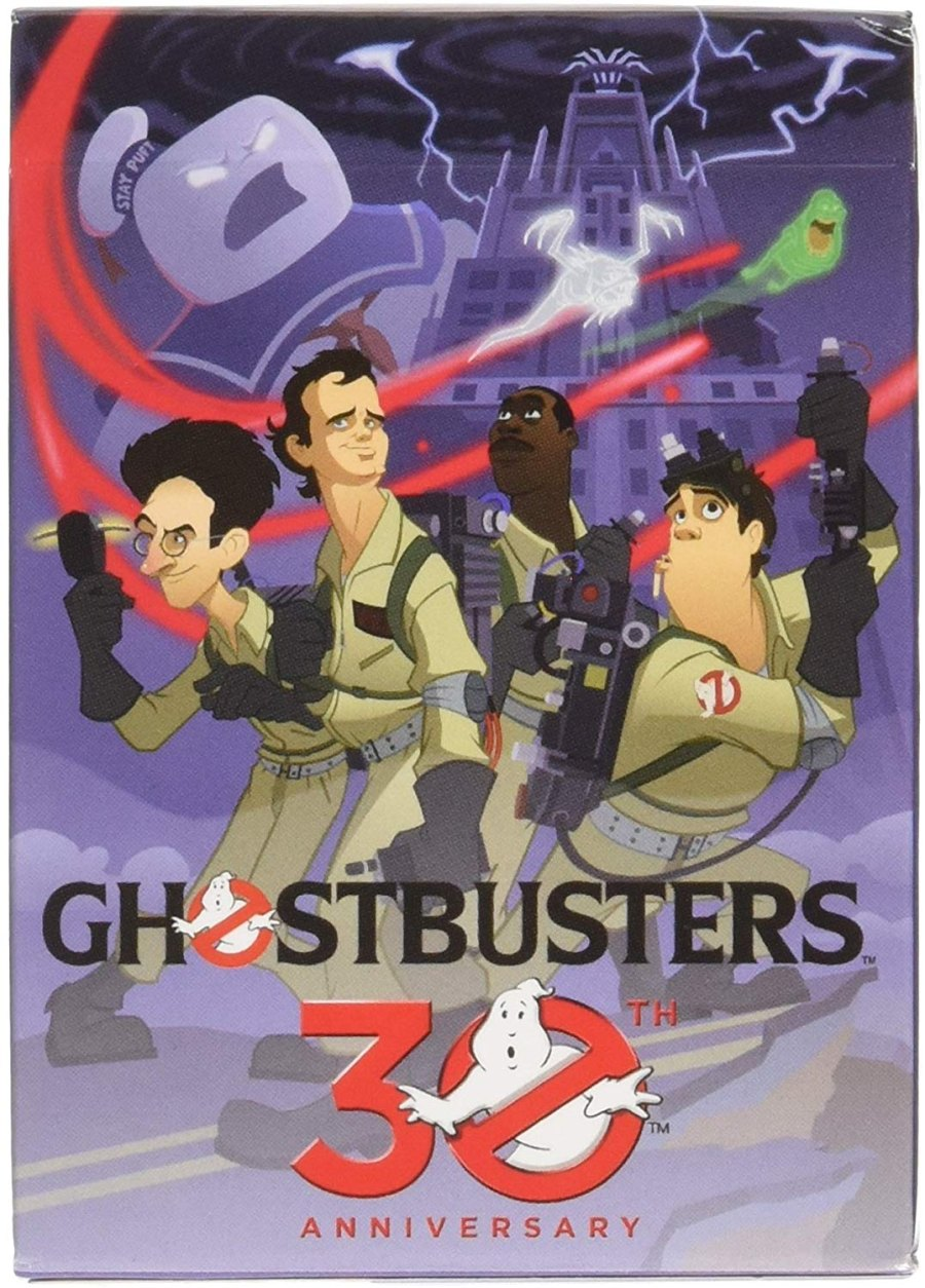 Ghostbusters Playing Cards