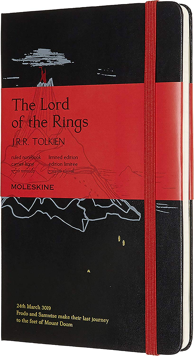 Moleskine Limited Edition Lord Of The Rings Notebook