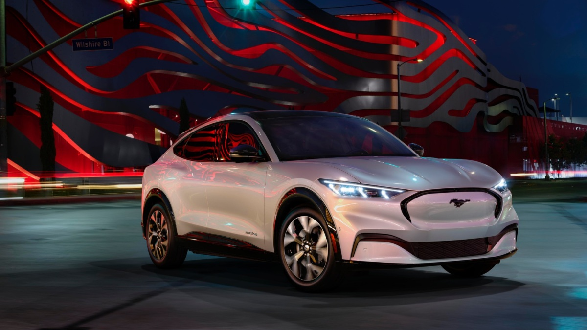 The New Ford Mustang Mach E Is an Electric SUV for Muscle Car Lovers