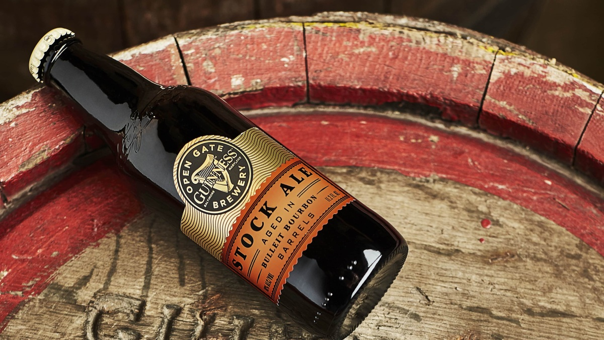 Exclusive: Guinness Is Rolling Out a Bourbon Barrel–Aged Beer for the Holidays