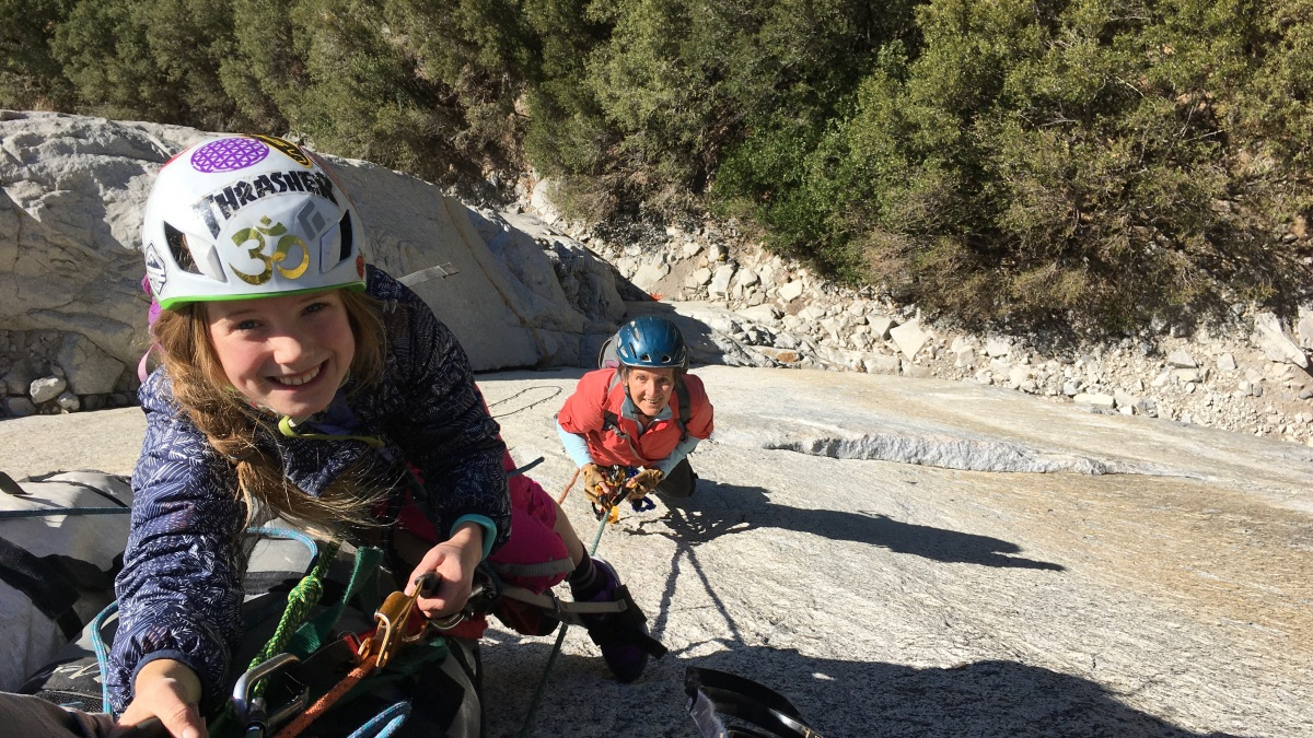 The Youngest and Oldest Women to Climb El Capitan Are a 9-Year-Old and Alex Honnold's Mom