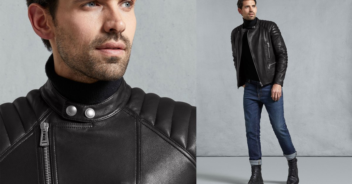 The Most Stylish Vegan and Genuine Leather Jackets for Men