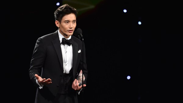 Manny Jacinto at Unforgettable Gala