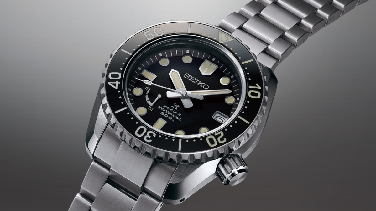 Watch of the Week: The Seiko Prospex LX Line Diver's Watch Is a New Take on a Timeless Classic