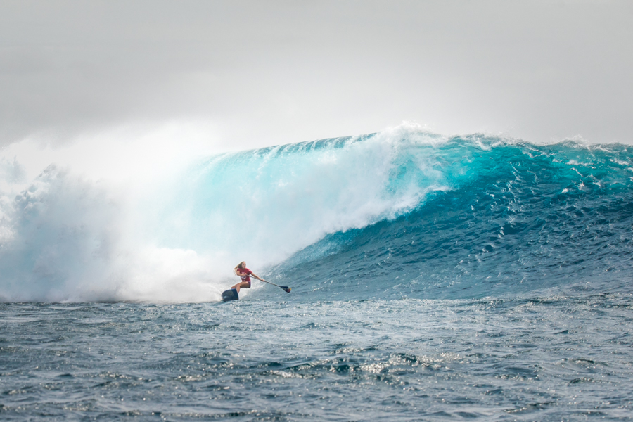Need to Know: Five-Time SUP Surfing World Champion Izzi Gomez