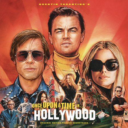 Quentin Tarantino's Once Upon Time Hollywood Soundtrack