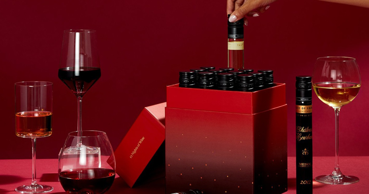 The Best Boozy Advent Calendars to Kick Off the Holidays