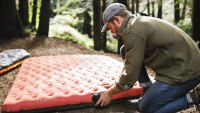 We Tested the Best Air Mattresses to Take Camping